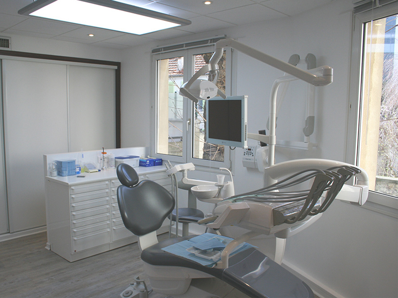 Salle de soins dentaire n°2